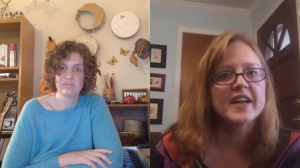 """Perfect Pitch in the Key of Autism"" Book interview with co-author Henny Kupferstein by Stacy McVay from Smiles and Symphonies in Memphis Tennessee."